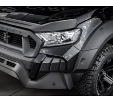 Дефлектор капота Ford Ranger