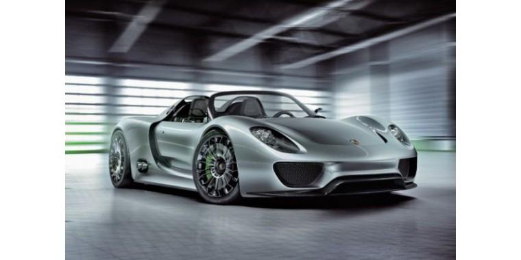 Porsche 918 Spyder будет стоить $630000