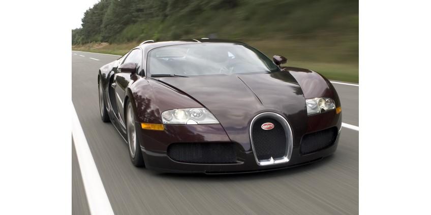 Самый мощный Veyron - Bugatti открывает секреты