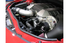 2010 Camaro Supercharger Sustem