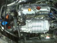 Comptech Supercharger for Accord 2,4 CL9