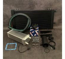 Система охлаждения наддува в компрессорных системах