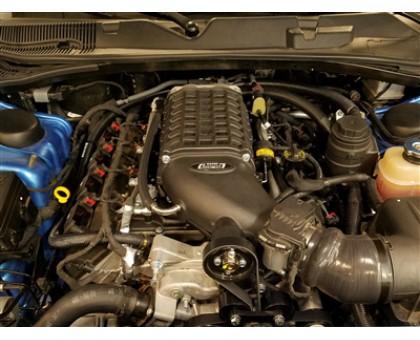 DODGE CHALLENGER 5.7L V8 HEMI SUPERCHARGER SYSTEM 2015-2019